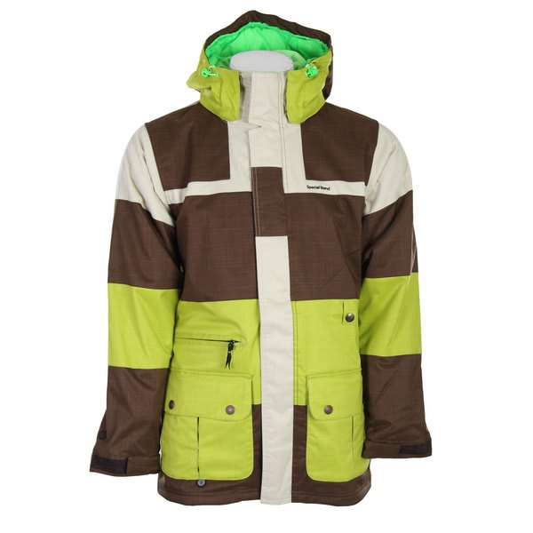 Special Blend Rifle Snowboard Jacket