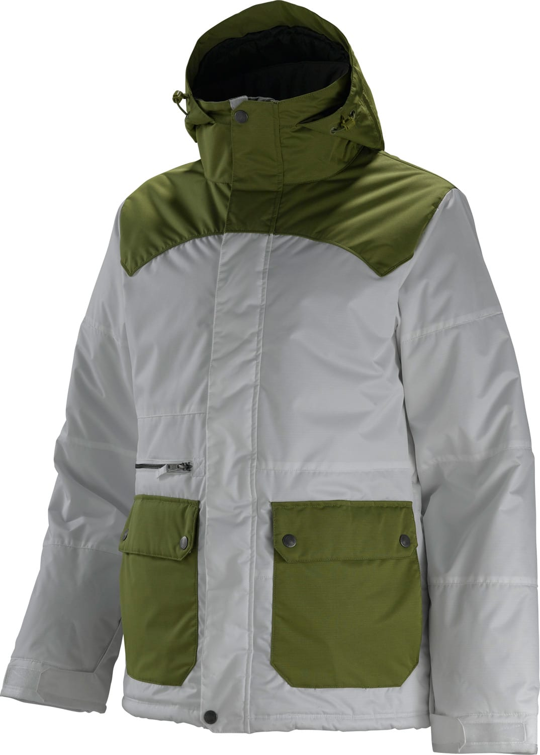 On Sale Special Blend Rifle Snowboard Jacket up to 70% off