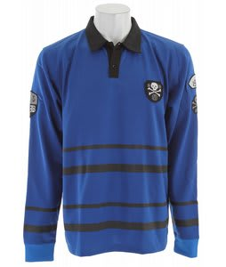 Special Blend Rugby Shirt Baselayer Top British Blue