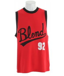 Special Blend Sbtm Jersey Tank Baselayer Top Red Army