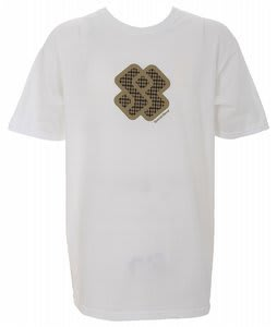 Special Blend Shepards Weave T-Shirt White