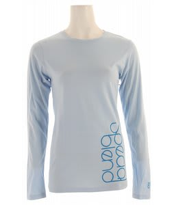 Special Blend Side Ways L/S T-Shirt Rocks Blue