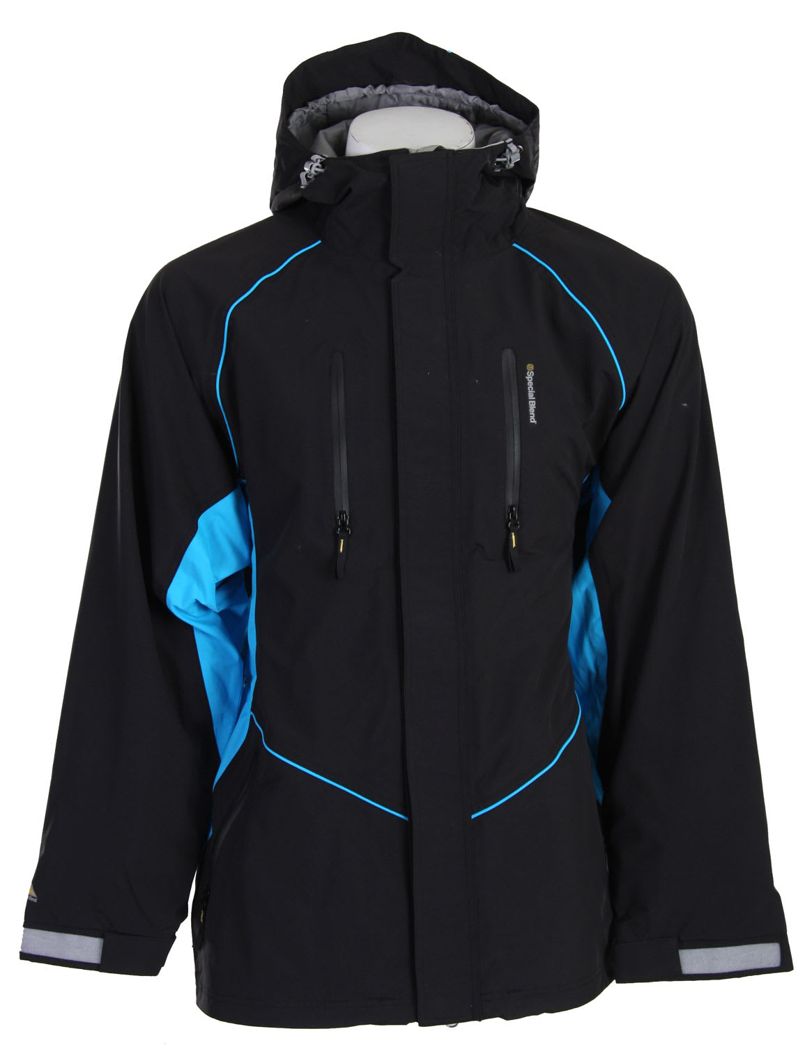 Shop for Special Blend Signature Snowboard Jacket Blackout - Men's