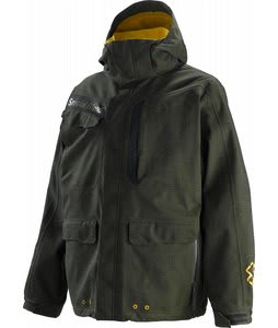 Special Blend Signature Snowboard Jacket Burnt Greens