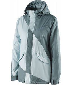 Special Blend Siryn Snowboard Jacket Steel Reserve/Blue Agave