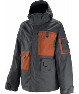 Special Blend Snowpatrol Snowboard Jacket Cement Ledge
