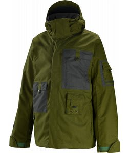 Special Blend Snowpatrol Snowboard Jacket Kermit