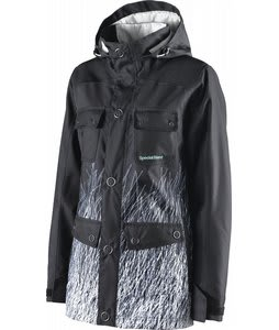 Special Blend Spark Snowboard Jacket Grass