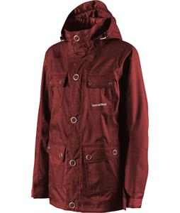 Special Blend Spark Snowboard Jacket Red Rum