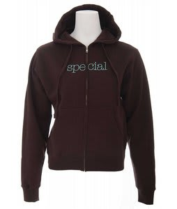 Special Blend Special Zip Hoodie Brown