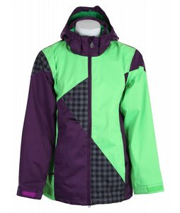 Special Blend Spin Snowboard Jacket Oh Snap