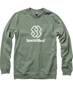 Special Blend Stack Sweatshirts Militant Green