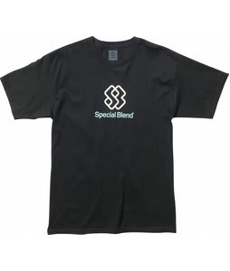 Special Blend Stacked T-Shirt Blackout