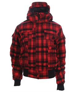 Special Blend Stealth Le Snowboard Jacket Tartan Plaid