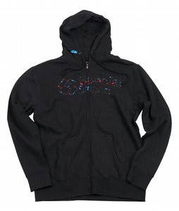 Special Blend Struggle Wordmark Full Zip Hoodie Chr Heather