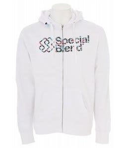 Special Blend Struggle Wordmark Full Zip Hoodie