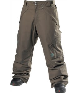 Special Blend Strike Insulated Snowboard Pants Magic Brownie
