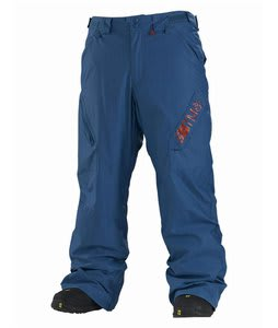 Special Blend Strike Snowboard Pants Blue Label