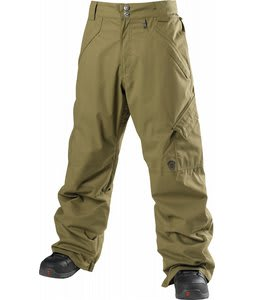 Special Blend Strike Snowboard Pants Burnt Greens
