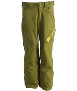 Special Blend Strike Snowboard Pants Kermit