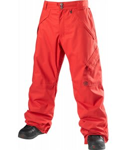 Special Blend Strike Snowboard Pants Red Rum
