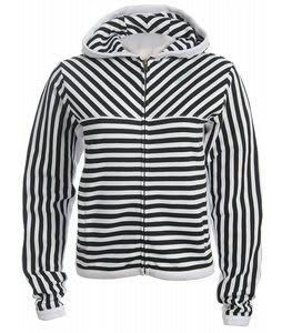 Special Blend Stripe Zip Hoodie