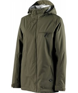 Special Blend Swift Snowboard Jacket Burnt Greens