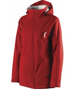 Special Blend Swift Snowboard Jacket Red Rum