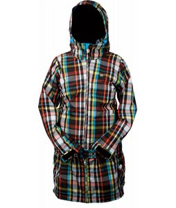 Special Blend Teaser Snowboard Jacket Blackout Glam Plaid