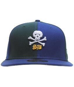 Special Blend Thugby New Era Cap Crew Green