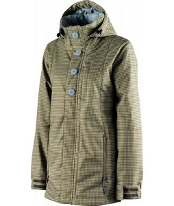 Special Blend True Snowboard Jacket Burnt Greens