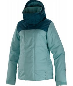 Special Blend True Snowboard Jacket Rocks Blue