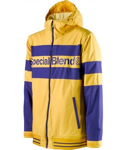 Special Blend Unit Snowboard Jacket Hydrate Yellow 