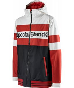 Special Blend Unit Snowboard Jacket Markup Red 