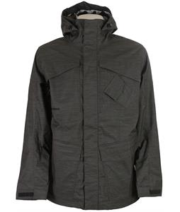 Special Blend Utility Snowboard Jacket Blackout