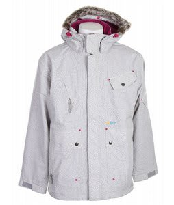 Special Blend Utility Snowboard Jacket Frost Crackle