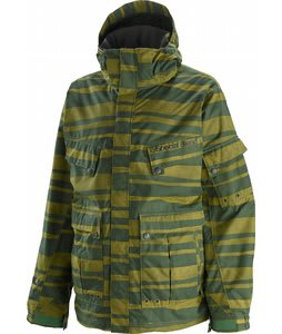 Special Blend Utility Snowboard Jacket Early Lineup Pilsner