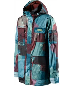 Special Blend Utility Snowboard Jacket North Shore Warpaint