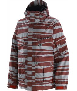 Special Blend Utility Snowboard Jacket Early Lineup Red Army