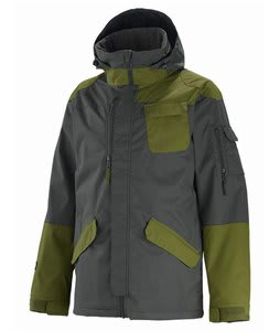 Special Blend Venom Snowboard Jacket Burnt Greens