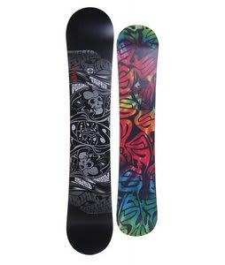 Santa Cruz Fusion Trip Out Snowboard 160