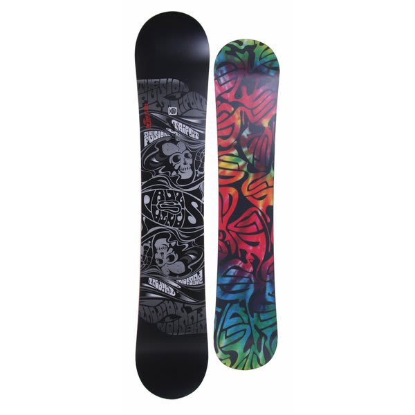 Santa Cruz Fusion Trip Out Snowboard