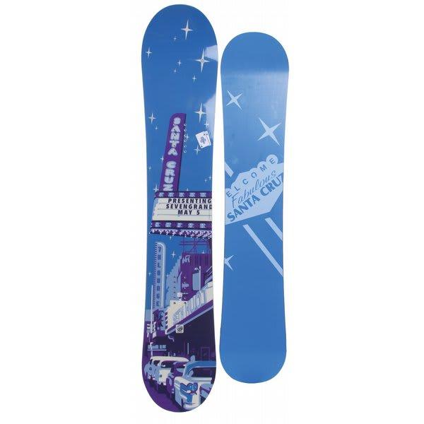 Santa Cruz Seth Hout Pro TT Snowboard