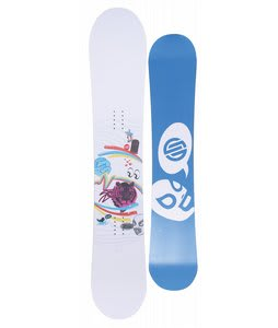 Santa Cruz Suave Eyes Snowboard 150