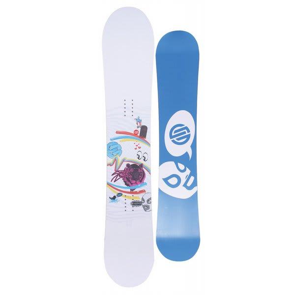 Santa Cruz Suave Eyes Snowboard