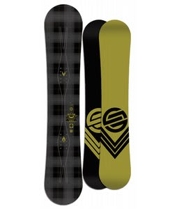 Santa Cruz Duo Freedom Snowboard 159