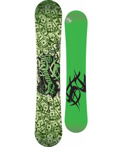 Santa Cruz Perfect 11 Get Money Snowboard 154