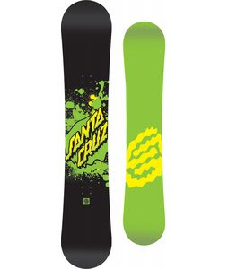Santa Cruz Rebel Series Snowboard 137