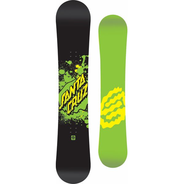 Santa Cruz Rebel Series Snowboard