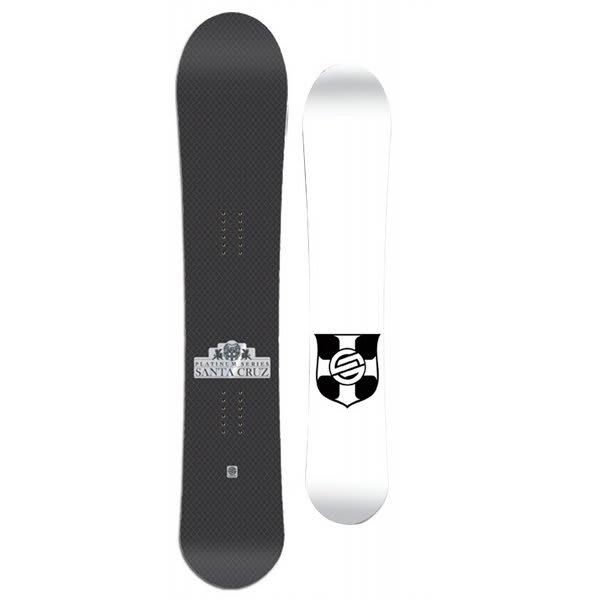 Santa Cruz Twinza Platinum Snowboard